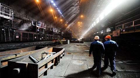 Yılın İkinci Üç Aylık Döneminde Sanayide İstihdam Arttı