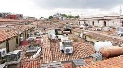 Kapalıçarşı'nın Çatısında Korsan Tuvalet
