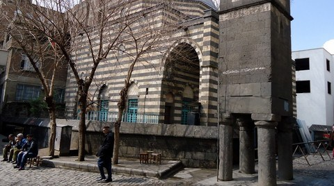 Diyarbakır'ın Gözde Tarihi Eserleri Onarılacak