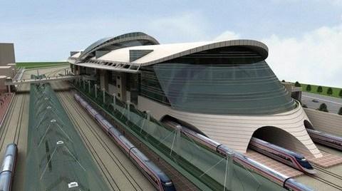 Ankara Yüksek Hızlı Tren Garı İhalesi'nde Tek Teklif Limak İnşaat-Kolin İnşaat-Cengiz İnşaat Konsorsiyumundan