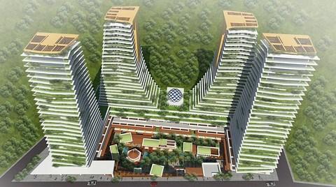 Acunkent ve Babil Kuleleri'nden Sonra Sıra Tac Mahal'de