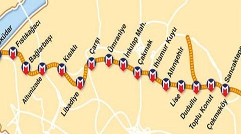 Üsküdar – Çekmeköy Metrosu İnşaatı Eureko Sigorta Güvencesinde