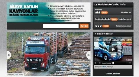 Dünyanın En Aktif Topluluklarından Worldtrucker artık Türkçe