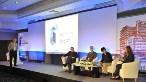 Turner International Başkanı Nicholas E. Billotti'nin moderatörlüğünde gerçekleşen panel.