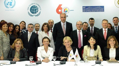 Türkiye Özel Sektörü Rio+20 Öncesi İstanbul'da Toplandı
