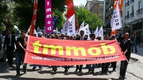 TMMOB'un 42. Olağan Genel Kurulu Başladı