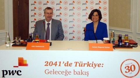''2041'de Türkiye: Geleceğe Bakış'' Raporu Açıklandı