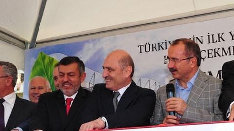 Türkiye'nin Yeşil Sertifikalı İlk Kamu Binasının Temeli Atıldı