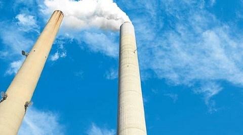 2010'da Sera Gazı Emisyonu 401,9 Milyon Ton Karbondioksit Eşdeğerine Yükseldi