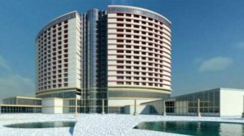 Mardin'e 800 Yatak Kapasiteli Otel Yapılacak