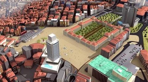 Taksim Meydanı için Yargı Süreci Başladı