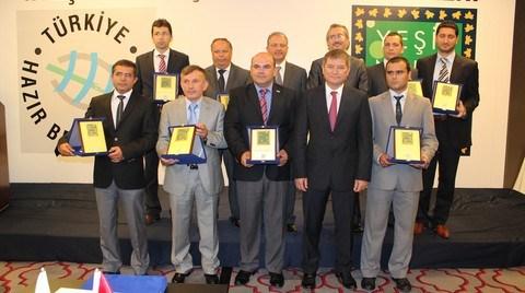 THBB 4. Yeşil Nokta Çevre Ödülleri Sahiplerini Buldu