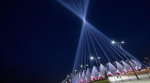 Eurovision Aydınlatmasının Enerji Sistemi Schneider Electric'ten