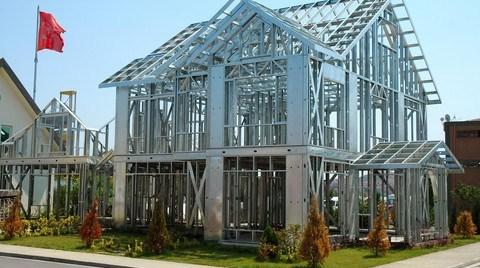 Hızlı Bir Kentsel Dönüşüm için 'Çelik Yapı'