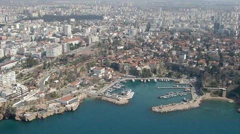 Mayısta İkinci El Konut Fiyatı Artışında Lider Antalya