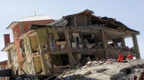 Korkutan Van Depremi Raporu