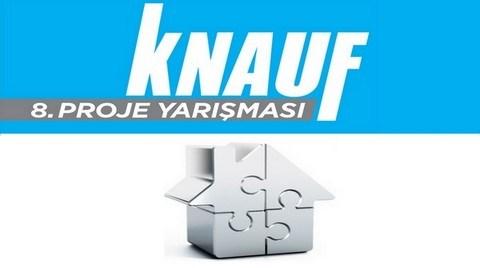 Knauf 8. Proje Yarışması Başladı