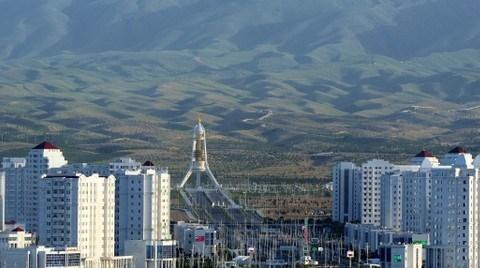 Türk İnşaat Şirketleri Türkmenistan'da 5,5 Ayda 3 Milyar Dolarlık İş Aldı
