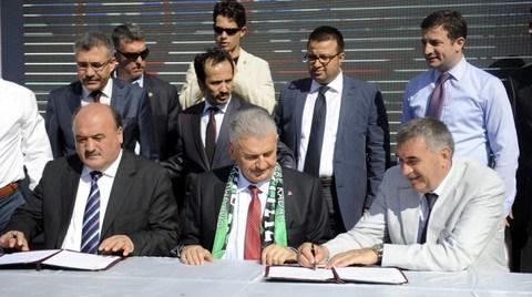 ''Önümüzdeki Sene Sonu Marmaray'ı Hizmete Alıyoruz''