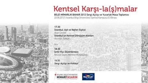 """""""Kentsel Karşı - la(ş)malar"""": İstanbul ve Mega Organizasyonlar"""
