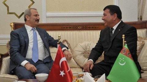 """""""Müteahhitlik Sektöründe Türkmenistan Baharı Devam Ediyor"""""""