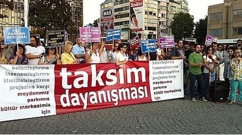 Taksim Projesi İhaleye Çıkıyor; Protesto Sürüyor!