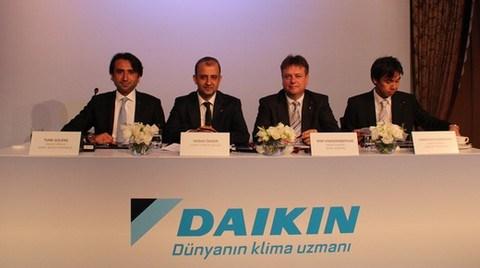 Daikin Türkiye, Daikin'in Isıtma Tarafında Global Liderlik Hedefliyor