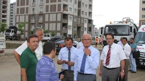 """""""Samsun'da Bodrum Katlara Asla ve Asla İzin Verilmeyecek"""""""
