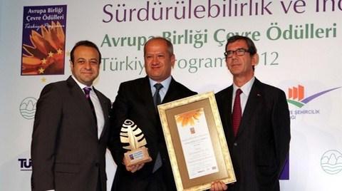 ''Avrupa Birliği Çevre Ödülleri'' Sahiplerini Buldu