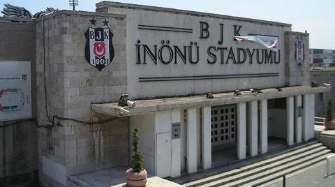 """""""BJK İnönü Stadı'nın Yıkılarak, Yeniden Yapılması Konusunda Görüşümüz Net"""""""
