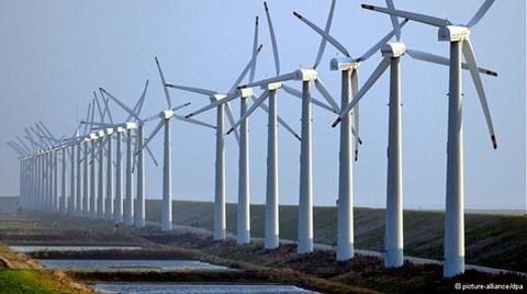 Rüzgar Enerjisinin Popülerliği Arttı