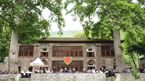 Azerbaycan Şeki Han Sarayı'nın Yapımının 250. Yılını Kutluyor