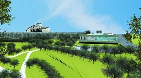 Tarihi Ayasofya Müzesi'nin Çevre Düzenlemesi Projesi Anıtlar Kurulu'ndan Geçti