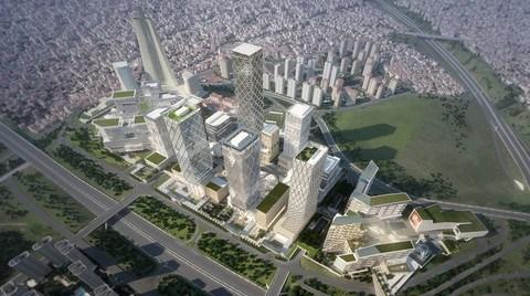 4,5 Milyar Lira'ya Dünyanın En Modern Finans Merkezi