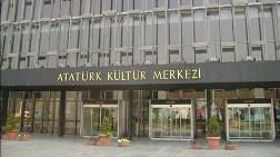 AKM'de Restorasyon Nihayet Başlıyor