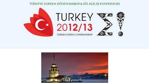 EUREKA Dönem Başkanlığı Türkiye'ye Geçti