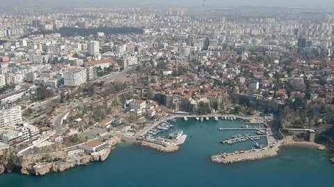 İkinci El Konut Fiyatı Artışında Lider Antalya
