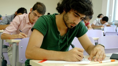 Rusya'da 'Nükleer Mühendislik' Eğitimi Alacak Öğrenciler Sınava Girdi