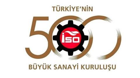 Türkiye'nin 500 Büyük Sanayi Kuruluşu Açıklandı