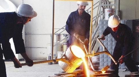İmalat Sanayinde Kapasite Kullanım Oranı Yüzde 74,8 Seviyesinde Gerçekleşti