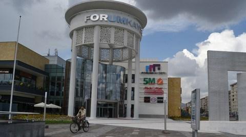 Kayseri'nin Sertifikalanmış İlk Yeşil Binası Forum Kayseri