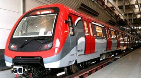 Kadıköy-Kartal Metrosunda Deneme Seferi Kazası