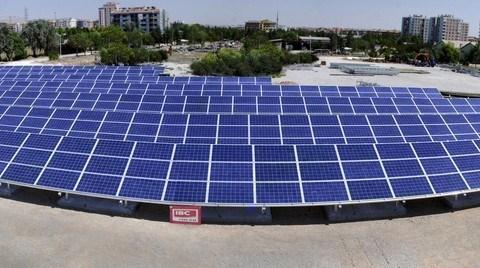 Türkiye'nin İlk Resmi Güneş Enerjisi Santrali IBC SOLAR'dan