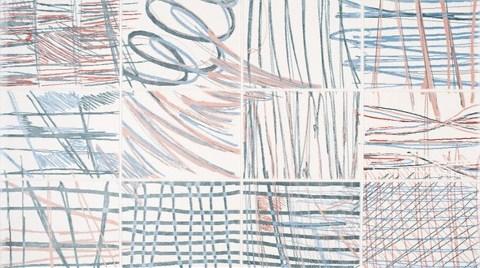 Pembe ve Mavi'nin Beyazla Uyumu Atlas Halı'nın Yeni Lokum Serisi'nde