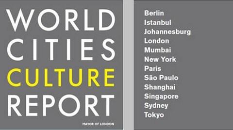 'Dünya Şehirleri Kültür Raporu 2012' Açıklandı