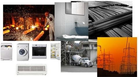 İlk 100'de Yer Alan Yapı Sektörü, Demir-Çelik ve Enerji Firmaları