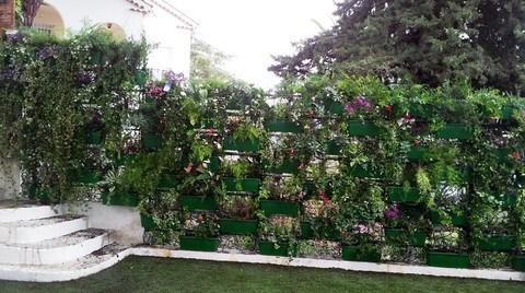 Yeşil Duvarlar için Estetik Bitkilendirme Izgarası: Wall-Y®