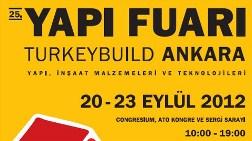 25. Yapı Fuarı - Turkeybuild Ankara Yeni Sezon'da Yeni Alanda Gerçekleştirilecek