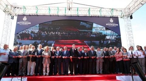 Anadolu Yakasının İlk Metrosu Hizmete Açıldı