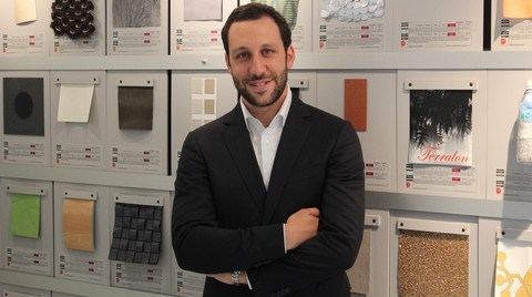 Material ConneXion® İstanbul'a İtalya'dan Taze Kan